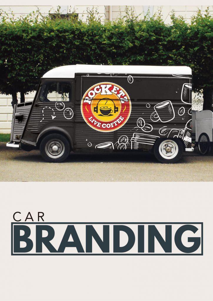 Car Branding di Solo